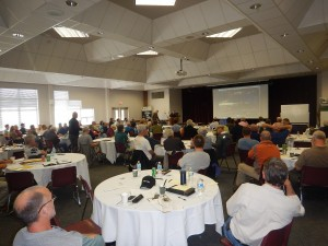 ASHI Western Washington chapter held its 2015 Fall Seminar