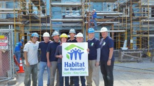 ASHIWW and Habitat for Humanity